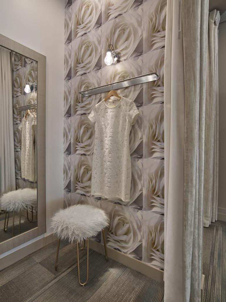 Dressing Room Close Up